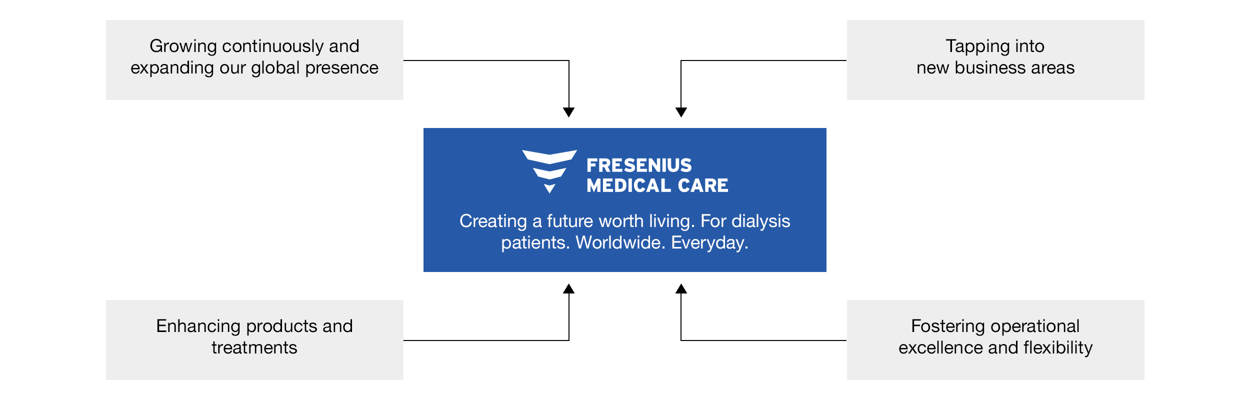 Fresenius Medical Care's Corporate Strategy