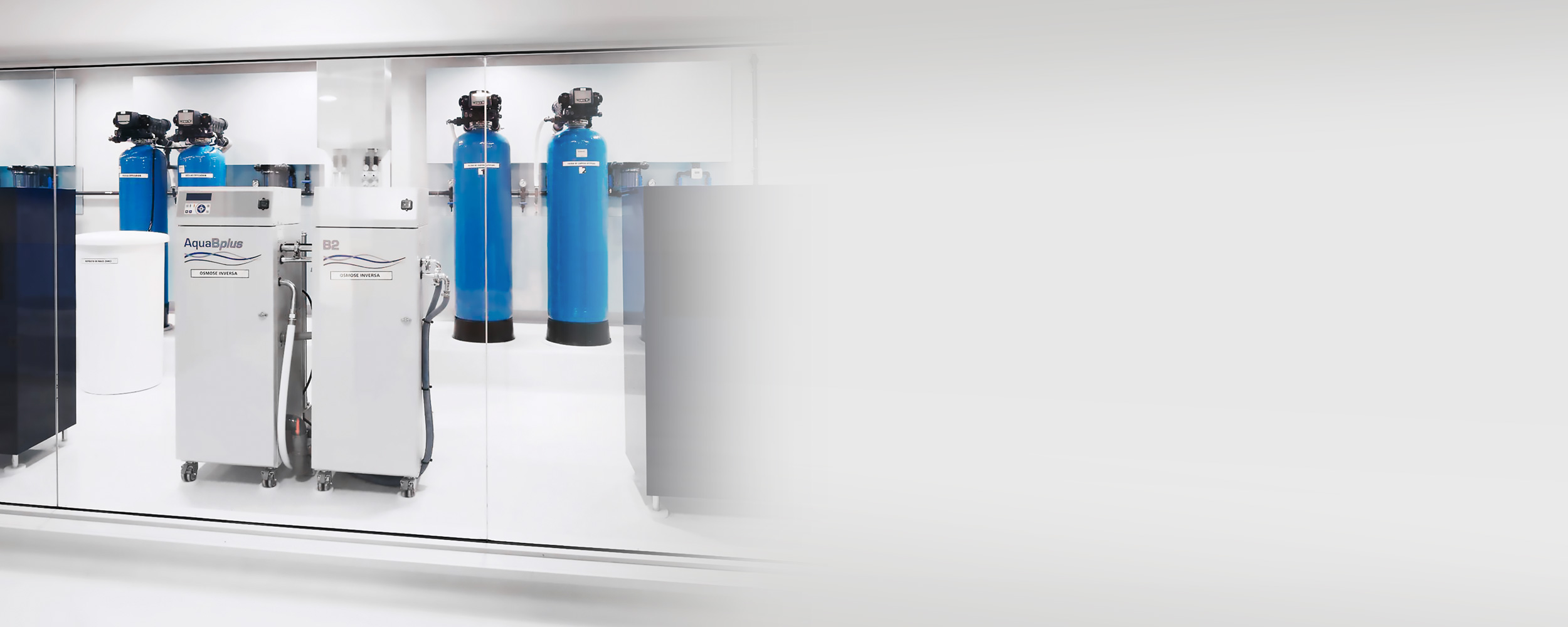 Dialysis water supply, Fresenius Medical Care