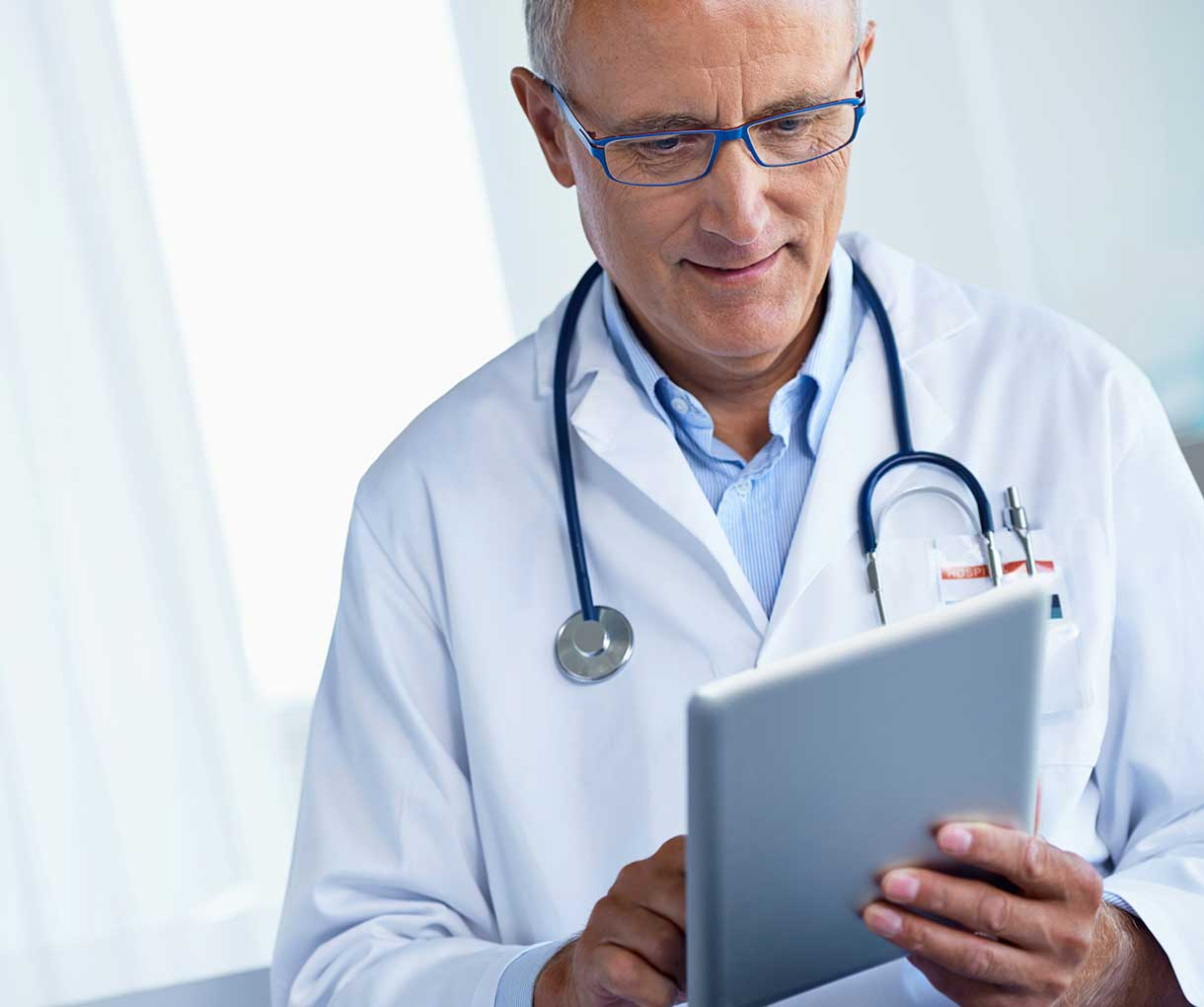 All relevant data at your fingertips to support optimal patient care